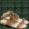 Sandals Elodie 5 Venice Tortora