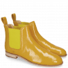 Ankle boots Susan 10A Napplack Fluo Perfo Yellow