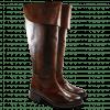 Boots Elaine 10 Crust Wood Guana Wood without Lasercut HRS