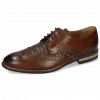 Derby shoes Kane 5 Dark Brown Mesh