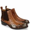 Ankle boots Hugo 2 Python Brown Crock Wood Tan