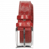Belts Larry 1 Crock Ruby Classic Buckle