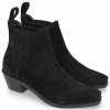 Ankle boots Kylie 1 Suede Pattini Black