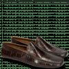 Loafers Home 1 Turtle Fur Dark Brown
