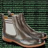 Ankle boots Amelie 5 Perfo Grigio Elastic 566