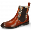 Ankle boots Sally 113 Crock Winter Orange King Snake