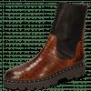 Boots Susan 69 Crock Mid Brown Textile Prisma Bronze