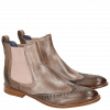 Ankle boots Amelie 5 Venice Cappuccino Elastic Rose