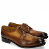 Derby shoes Charles 2 Tan