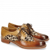 Derby shoes Betty 3 Tan Hairon Beige Nude