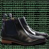 Ankle boots Xander 2 Venice Navy Elastic Navy HRS Navy
