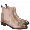Ankle boots Betty 1 Lila Elastic Rose HRS