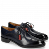 Derby shoes Betty 2 Marine Tassel Ruby