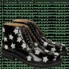 Ankle boots Bonnie 2 Brush Black Suede Stones Aspen