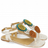 Sandals Vicky 11 Vegas Tibet White Onda Sol