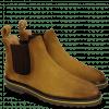 Ankle boots Susan 10 Suede Pattini Senape