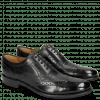 Oxford shoes Clint 23 Pavia Black Insole Flex