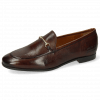 Loafers Scarlett 22 Pisa Mid Brown Trim Gold
