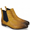 Ankle boots Luke 2 Interlaced Turtle Yellow