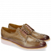 Derby shoes Amelie 7 Oxygen Shade Lilac Rook D Lilac