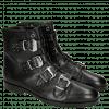 Ankle boots Susan 44  Crust Black HRS Black