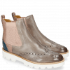 Ankle boots Selina 29 Pisa Oxygen Mid Blue Perfo