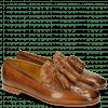Loafers Scarlett 15 Tan Lasercut