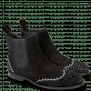 Ankle boots Giulia 2 Velluto Suede Chilena Black