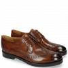 Derby shoes Amelie 3 Wood