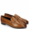 Loafers Liv 1 Tan HRS Black