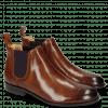 Ankle boots Sally 16 Wood Elastic Purple