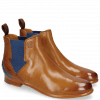 Ankle boots Selina 39 Pisa Tan Strap Mid Blue