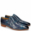 Monks Lance 34 Mid Blue Moroccan Blue