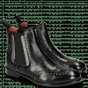 Ankle boots Daisy 4 Nappa Aztek Black Rivets