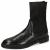 Boots Susan 69 Black Stefy Black Silver