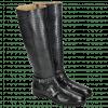 Boots Susan 71 Crock Navy Lining Rich Tan