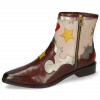 Ankle boots Marlin 12 Plum Talca Pewter