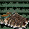Sandals Sam 3 Mid Brown Camo Khaki