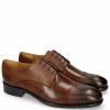 Derby shoes Patrick 6 Dice Wood