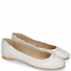 Ballet Pumps Kate 5 Woven Ice
