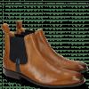 Ankle boots Rico 5 Rio Perfo Tan Strap