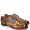 Derby shoes Sally 15 Wood Fermont Coppa Sand