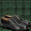 Oxford shoes Xia 2 Rio Perfo Black