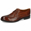 Derby shoes Amelie 3 Pisa Wood Lining Nappa