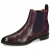 Ankle boots Betty 1 Viola Elastic Purple