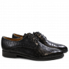 Derby shoes Jessy 5 Crock Black HRS
