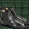Ankle boots Susan 37 Black Elastic Black Rich Tan