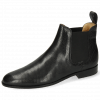 Ankle boots Susan 10 Imola Perfo Black