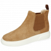 Ankle boots Hailey 2 Sheep Suede Camel