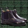 Ankle boots Susan 10 Crust Melanzana Elastic Purple HRS